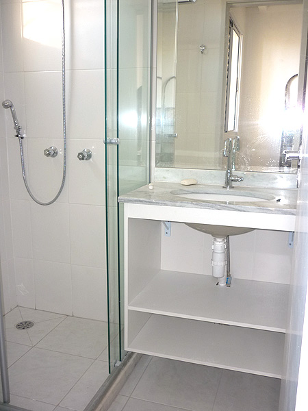 Gabinete Para Banheiro Gabinete com pia de banheiro -> Armario De Banheiro Com A Pia